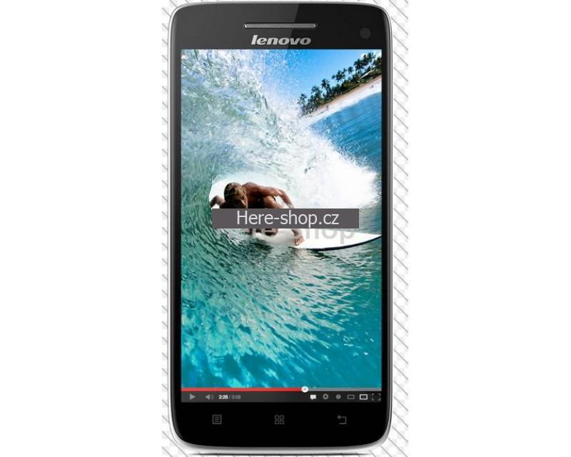 Lenovo S960 Vibe X, 2 GB RAM, single sim Android, CZ