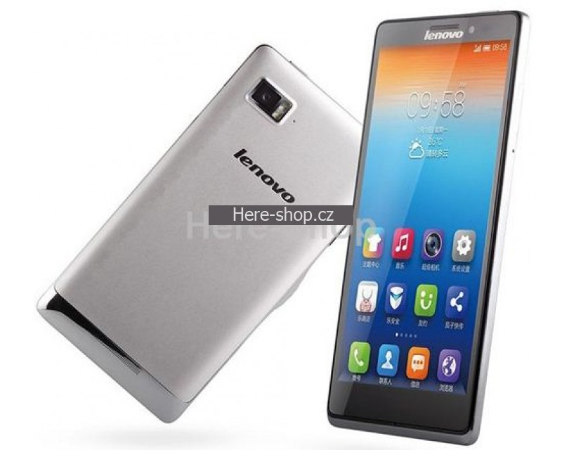 Lenovo K910 Vibe Z, Android 4.4, full active, 2 GB RAM, cz menu