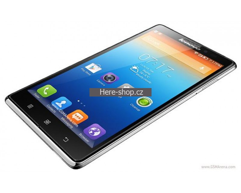 Lenovo K910 Vibe Z, Android 4.4, full active, 2 GB RAM, šedý, cz menu