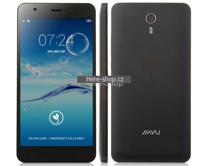 JiaYu S3 Advanced 3GB RAM, osmijádro, Android 5.1 CZ, LTE, dual sim