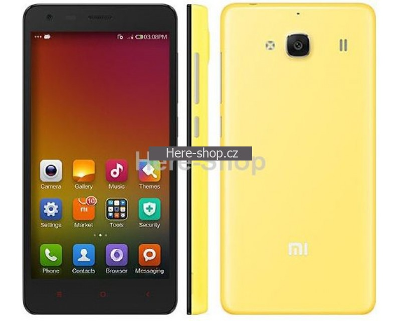 Xiaomi Redmi 2 Enhanced, 2GB RAM, 16 GB ROM, 4G LTE, cz menu