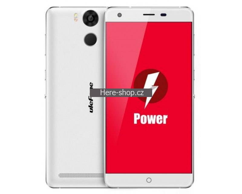 uleFone Power bílý