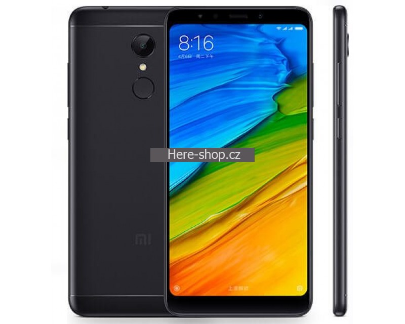 Xiaomi Redmi 5 GLOBAL, 3 GB RAM, 32 GB ROM, 4G LTE, cz menu