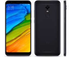 Xiaomi Redmi 5 Plus GLOBAL, 3 GB RAM, 32 GB ROM, 4G LTE, cz menu