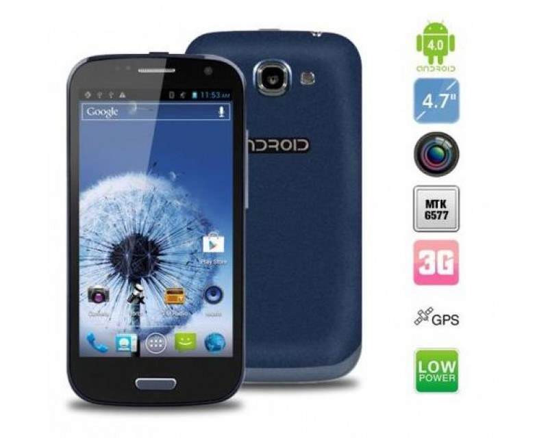 Bluebo L100-FW, 3G dual sim, Android 4 CZ, Gorilla Glass, IPS