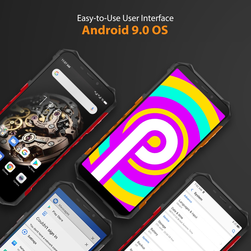Ulefone Armor X5 Android 9