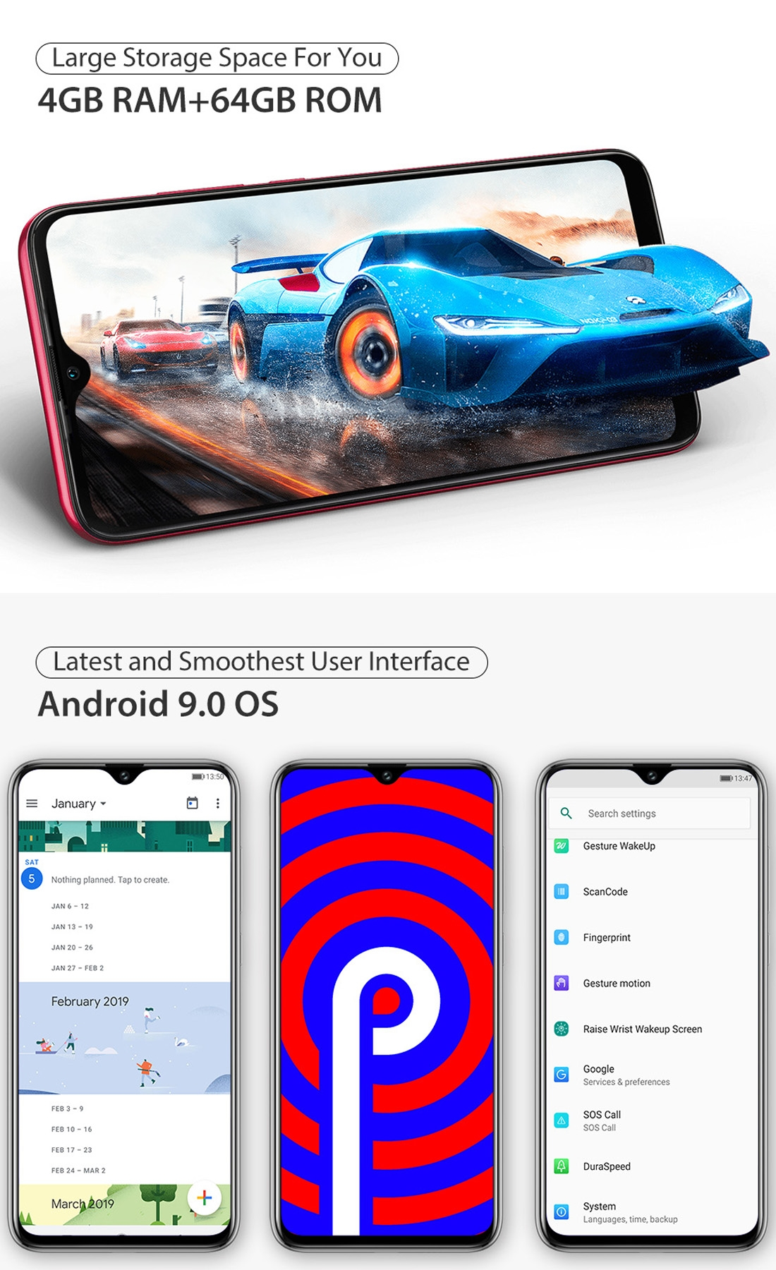 Ulefone Power 6 Android 9